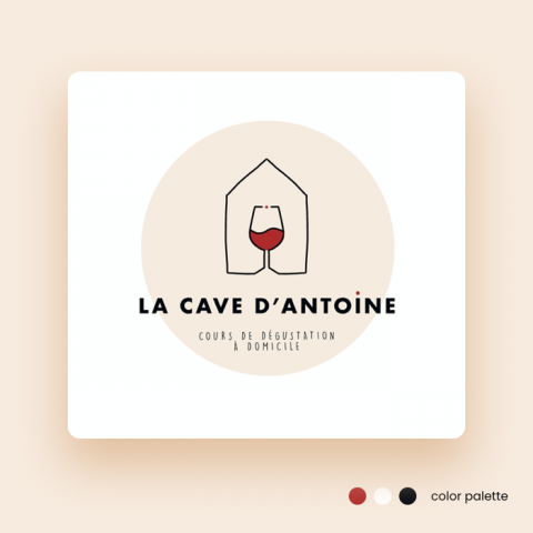 CARRE CAVE ANTOINE LOGO